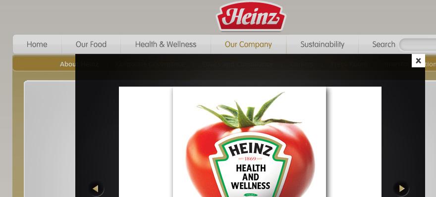 Heinz.com