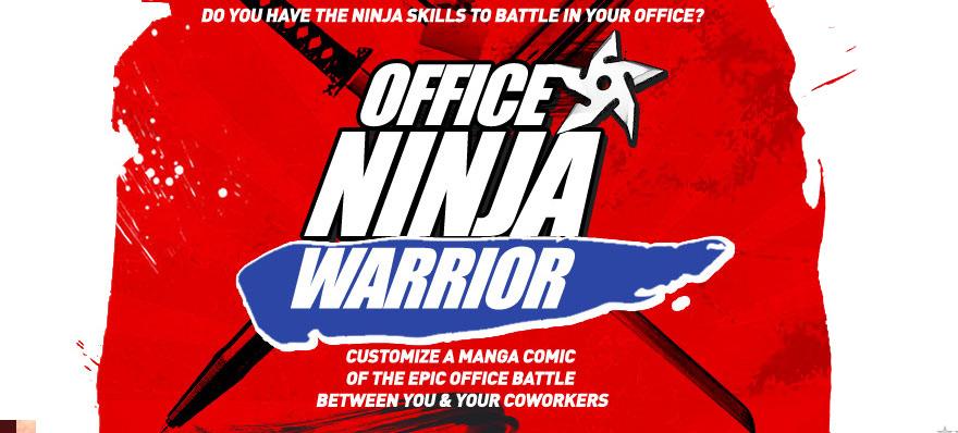 Office Ninja Warrior