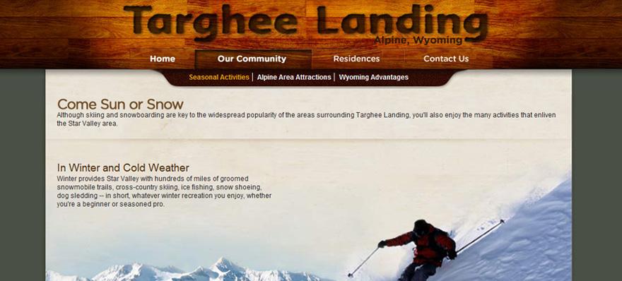 Targhee Landing